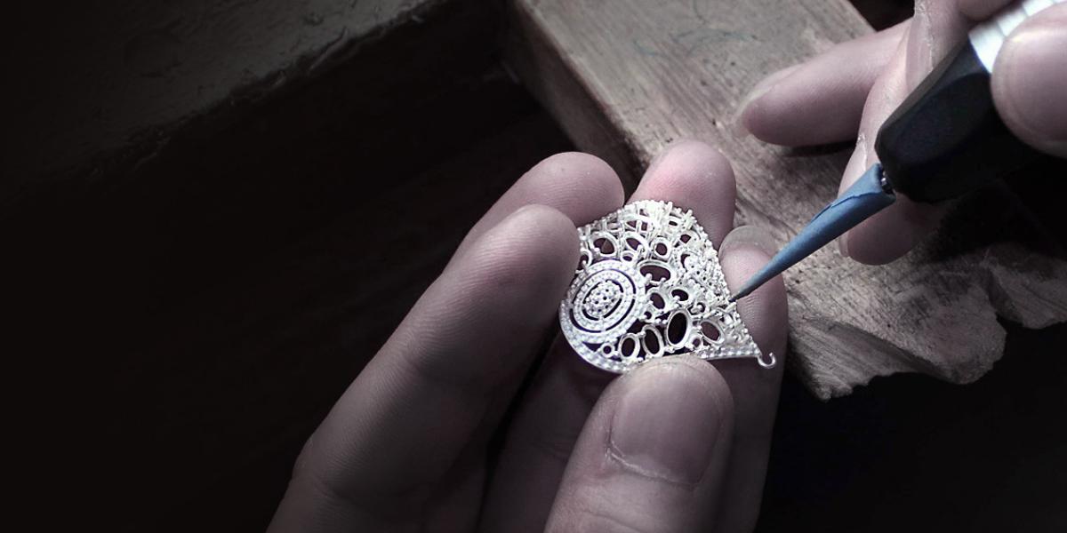 genuine craftsmanship - ring making - high quality - designer rings
