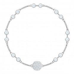 Swarovski bracelet - multi-wrapped - chain bracelet