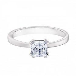 Swarovski ring - crystal ring - engagement ring