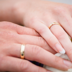 Wedding Ring Cleaning