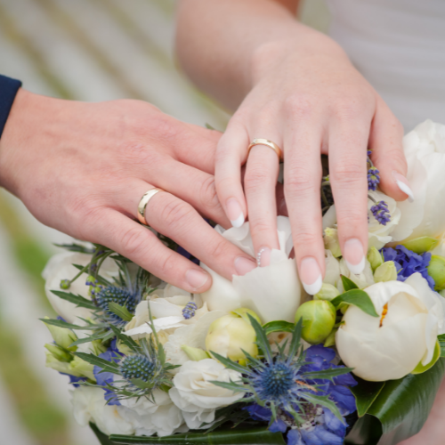 Wedding ring maintanence